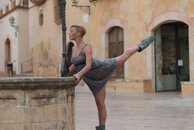 Фіналістка «Танцюють всі» Лідія Соклакова проведе для вінничан запальний майстер-клас
