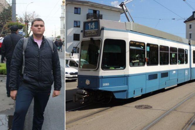 «Без старих трамваїв Цюрих вже не той» Вінничанин розказав, на чому швейцарці  їздять зараз