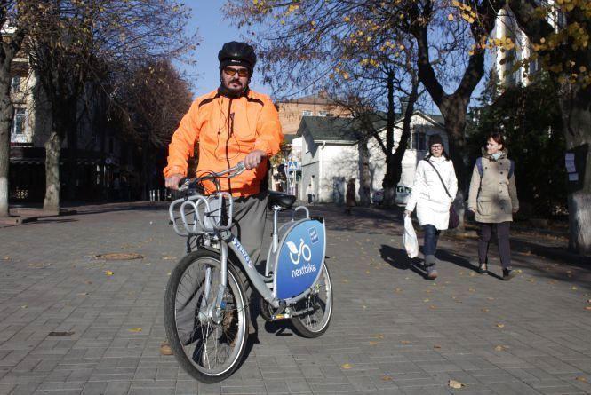 Чи популярний ще у Вінниці Nextbike? Підбили підсумки сезону велопрокату
