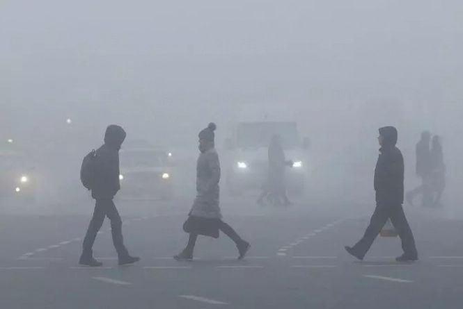 Видимість 200-500 метрів: як вберегтися від аварій під час туману