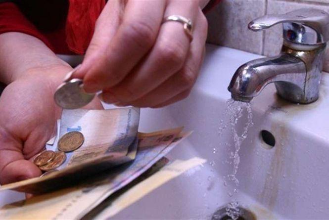У Вінниці зросте ціна на холодну воду. Тариф збільшують на 5 гривень