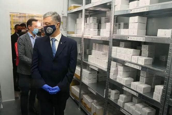 До Вінниці приїде Порошенко та привезе 5 тисяч тестів на антитіла ...