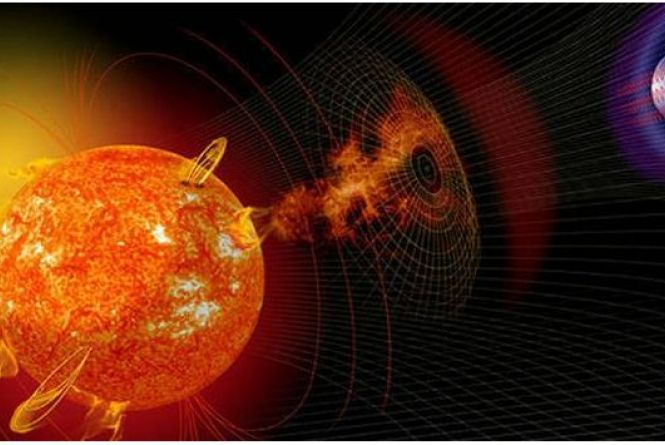 Вже з понеділка: вчені розповіли про потужну магнітну бурю на Землі