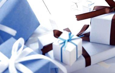 Дев'ять ідей для подарунків