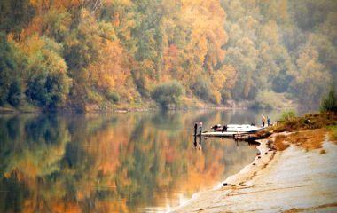 Топ-7 вражаючих осінніх фото з Дністровського каньйону
