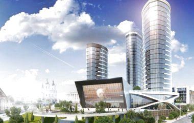 Концерт-хол з «Росії», нові школи та бізнес-квартали. Показали концепцію розвитку Вінниця-2030