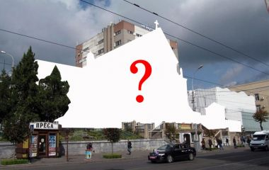 Знайомі риси Вінниці: впізнайте 7 будинків за силуетами