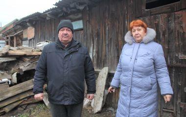 «Мені знесли сарай. І ще дали штраф на 17 тисяч» Історія пенсіонерів з Тяжилова