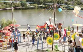 Фото з 3D квітами, розваги та дискотека. Вінничан запрошують на родинний фестиваль «Сонях»