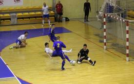 Двоє вінницьких футзалістів в складі збірної України в Словаччині стартують на ДіаЄвро