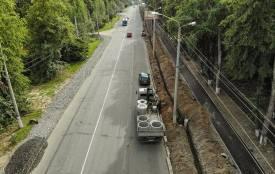 Капремонт Гніванського шосе: розширюють дорогу та продовжують тролейбусну лінію