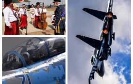 Наші відзначилися. Українські пілоти взяли участь в міжнародному авіапоказі