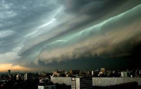 Де завтра в Україні гримітимуть грози? Прогноз погоди на вихідні (КАРТА)
