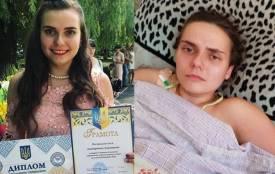 19-річна Настя у реанімації: Давайте допоможемо врятувати дівчину