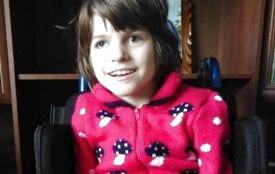 Вікторії Павлік 9 років, в неї щодня судоми і їй необхідна ваша допомога