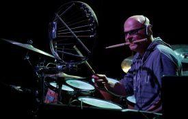 Джазфест стартует ударной pre-party. Культовый барабанщик Павел Файт через месяц впервые сыграет в Виннице