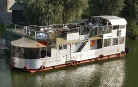 Кому належить вінницький корабель «Princess Victoria» і що в нього на борту