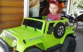 Не дайте йому померти: маленький Івасик бореться з онкологією