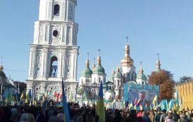 Вінничани приєдналися до Всеукраїнської міжцерковної молитви за Україну