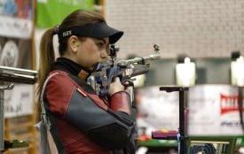 Вінницька збірна стала другою на чемпіонаті України з кульової стрільби