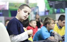 «Вони сильні і можуть чогось досягти»: як розважаються і про що мріють діти з особливостями