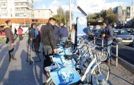 «До зустрічі весною у новому сезоні»: велопрокат «Nextbike» закрився