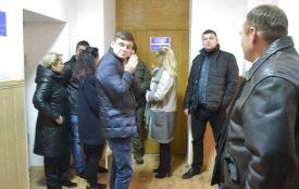 Голову райради на суд привезли у кайданках  «Грошей не знайшли, факт їх передачі не встановили…»