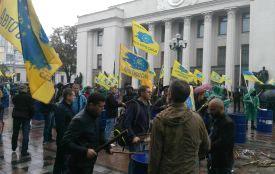 Акція «євробляхерів» по всій Україні: на Вінниччині перекриють чотири траси