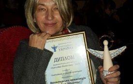 Вінничанку Ларису Полулях номінують на премію від «Євромайдан SOS»