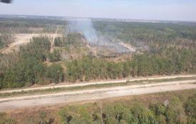 Калинівський арсенал відновив роботу після пожежі. Службу несуть у посиленому складі