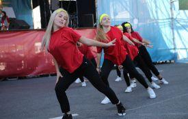 Запальним танцем під хіт ONUKA відкрили святкування Дня міста Вінниці