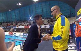 Незрячий український Герой Віктор Смірнов став чемпіоном світу з плавання