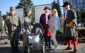 Український мушкетер та успіхи Вінниці минулого. На День міста діяла історична локація