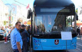 Випробування ще одного VinLine: чим привабить новий тролейбус пасажирів і водіїв