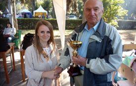 Восьмидесятирічний ветеран шахів виграв Кубок після 50-річної перерви