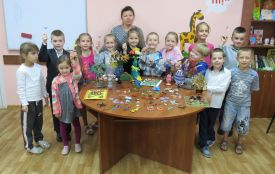 Поновили роботу клуби за місцем проживання мережі «VinSmart»: дітей запрошують у безкоштовні гуртки