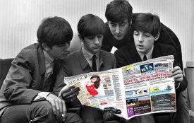 Тест: наскільки добре ви знайомі з творчістю The Beatles