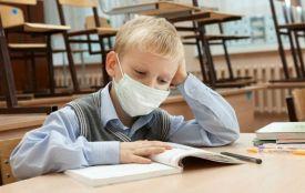 Вінницькі школи закрили на карантин через епідемію ГРВІ та грипу