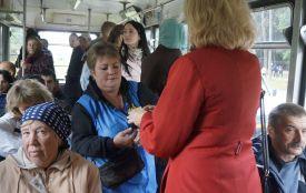 Вінницьких кондукторів «викреслили» з правил громадського транспорту