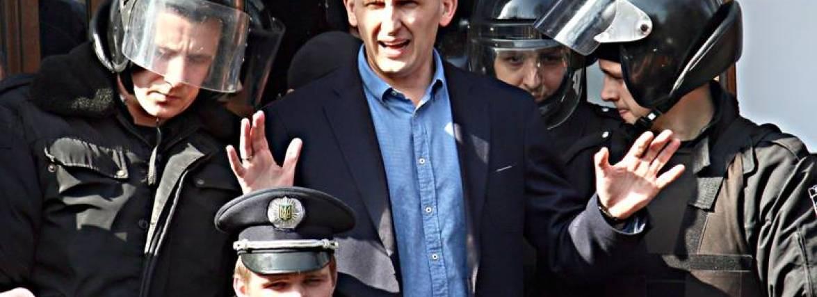 Історія екс-начальника поліції Вінниччини Антона Шевцова в картинках
