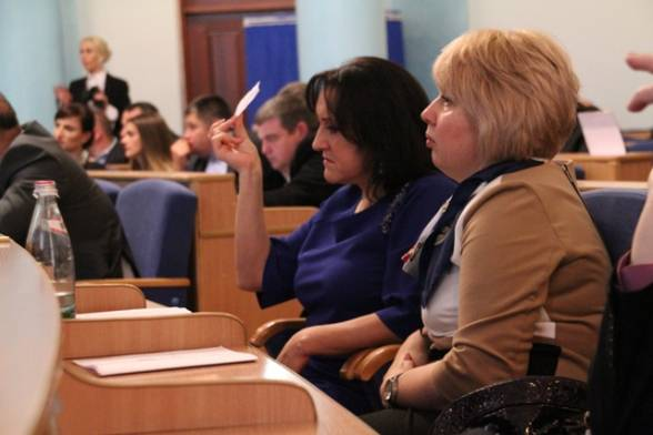 """іменниниця Тетяна Редько і Людмила Головашич, """"Батьківщина"""""""