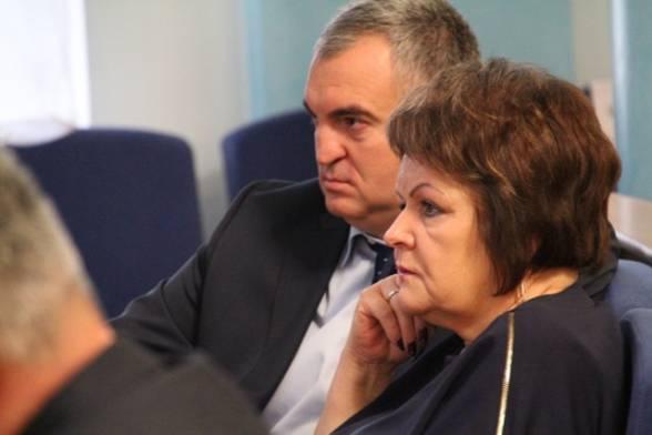опозиціонери Тетяна Антонець і Сергій Чорноокий