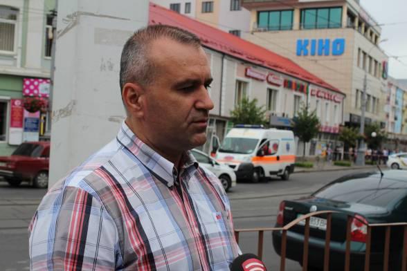 Заступник начальника ГУ НП у Вінницькій області Руслан Мороз