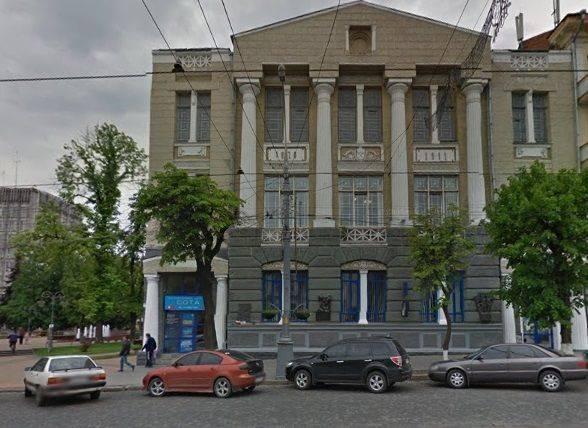 «Будинок міської думи» по Соборній, 67.