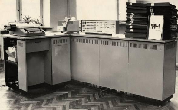 МИР - 1 початок 70х
