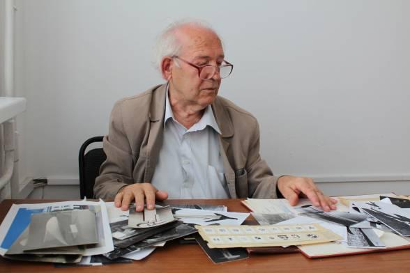 У Юрія Ільящука є багато проектів, які не вдалося в свій час реалізувати