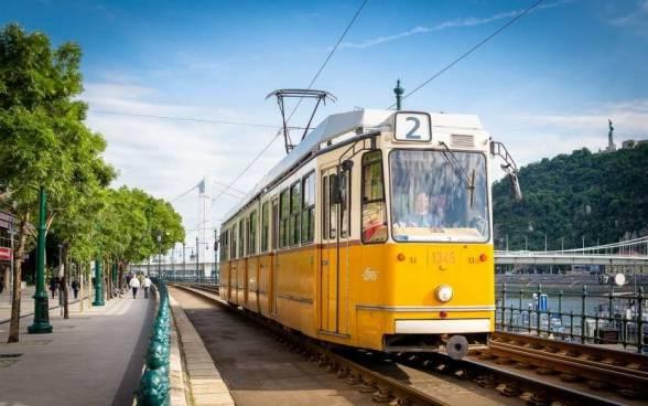 Трамвай №2