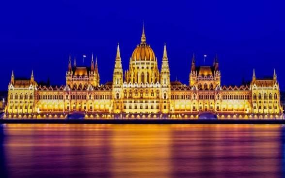 Будинок парламенту Угорщини - Орсагхаз
