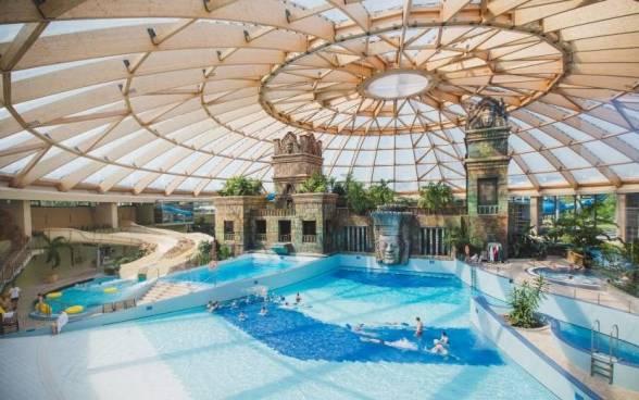 Аквапарк Aquaworld