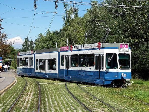 Tram 2000 зі вставкою з низькою підлогою